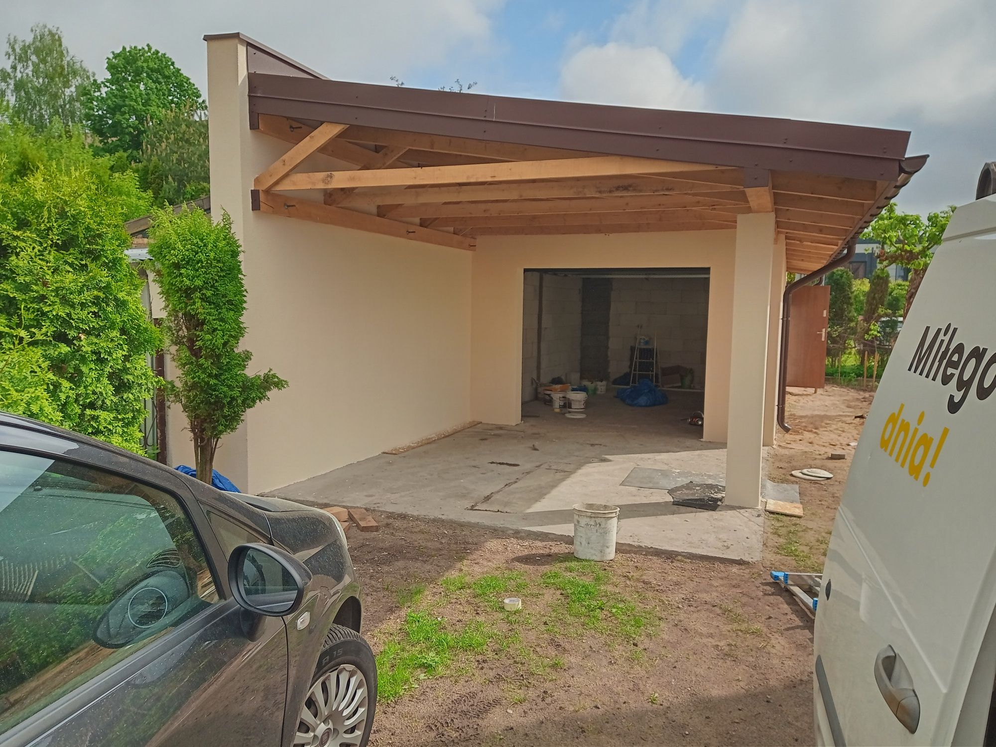 Usługi budowlane, elewacje, konstrukcje drewniane