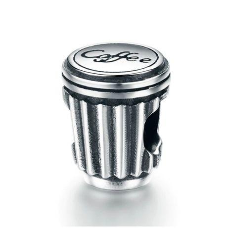 Charms PANDORA srebro 925 kubek kawy