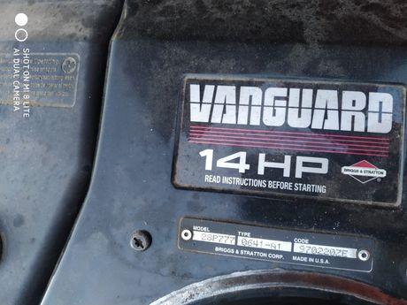Silnik Briggs Stratton 14hp Vanguard simplycity