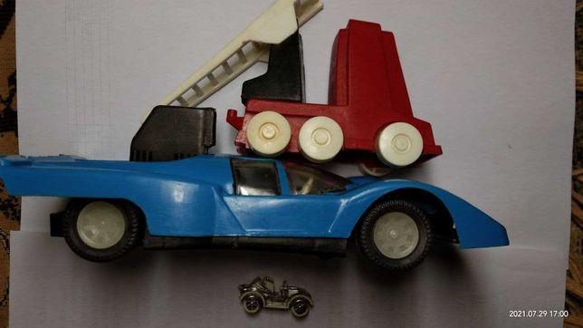 Продам Машинки  детские СССР