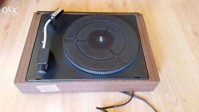 Gramofon UNITRA Emanuel Stereo G-902fs stan kolekcjonerski rarytas