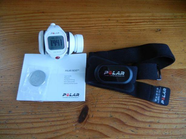 Zegarek sportowy Polar RCX3