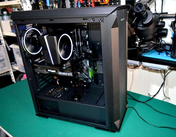 Nox Gaming Ryzen 4.20Ghz turbo - 16GB DDR4 – GTX 1660 Super – 5 Discos