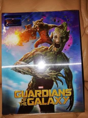 Steelbook Blu Ray Guardians Of The Galaxy Ed. limitada Blufans