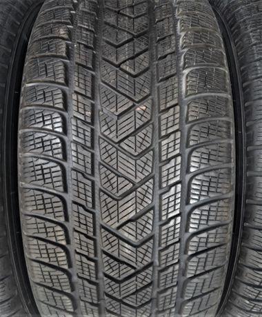 Комплект зимних шин резины 275/50 R20 Pirelli Scorpion Winter MO
