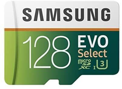 Cartão memória Samsung