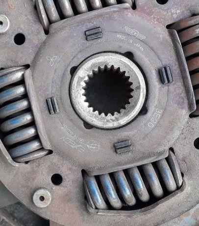 РазборкаPAJERO ІІІ,ІV Корзина сцепления MR446365 диск Mitsubishi3.2DID