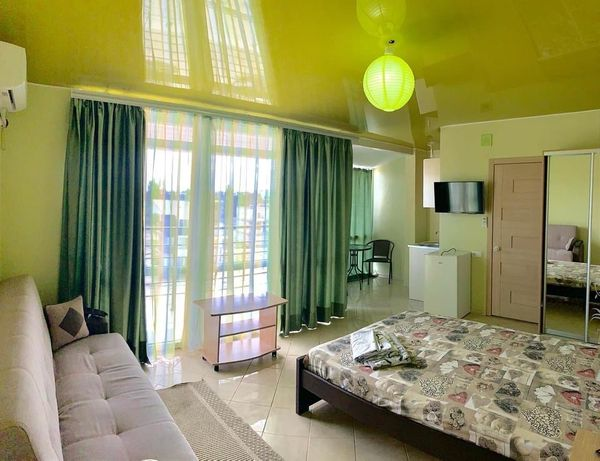 Апартаменты с кухней от 300 грн/ч за сутки! Затока 2021. Новый отель!