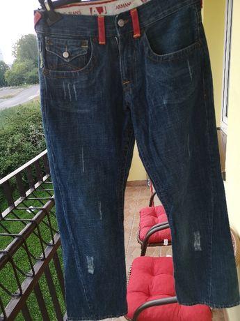 Spodnie Armani jeans