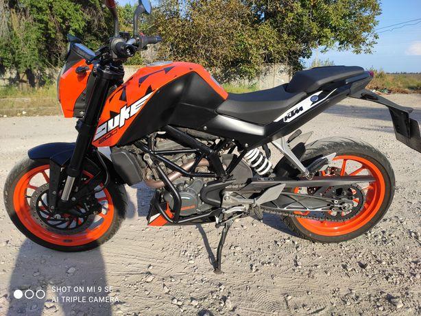 KTM Duke 200 2020