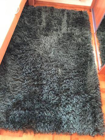 Dywan shaggy 120x180 duży długie włosie