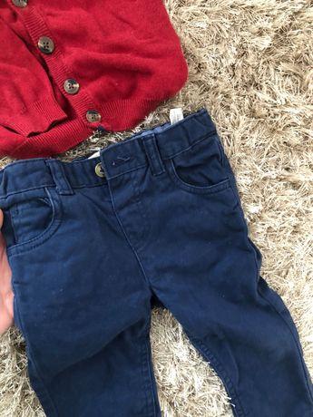 штани джинси кофта сведрик