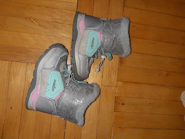 Взуття зимове 25розмір