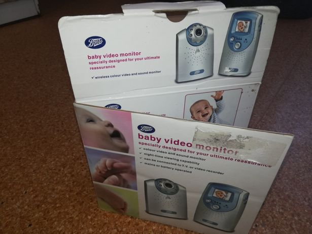 Baby video monitor nowy