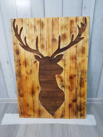 Sprzedam Obraz z drewna