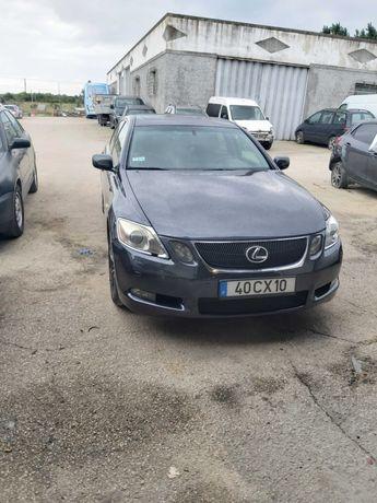 Lexus GS 450 Híbrido