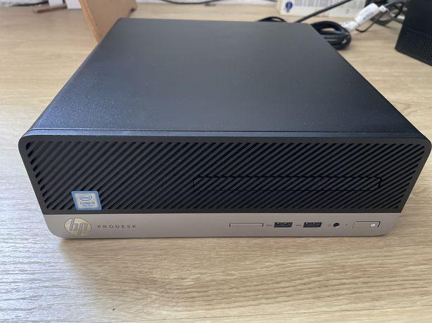 PC HP I5 + Monitor 22'' + Teclado + Rato + Webcam