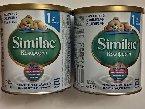 Сухая молочная смесь Similac