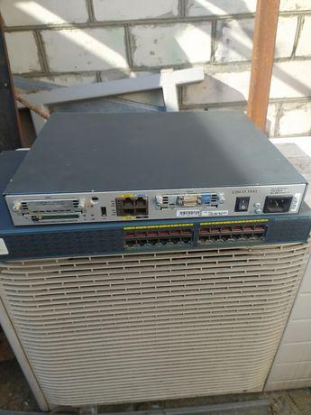 Маршрутизатор и коммутатор Cisco