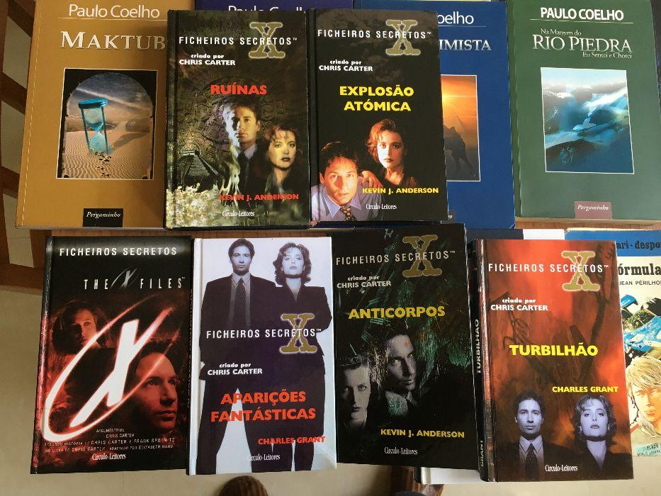 Vários livros diversos: Paulo Coelho, José Saramago entre outros Areosa - imagem 1