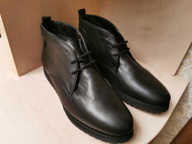 Кожаные ботинки Nike Lunar Новые