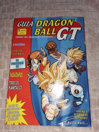 Guia dragon ball GT