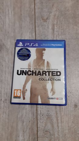 Gra Uncharted Collection PS4