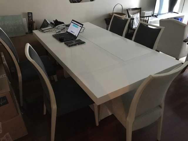 Mobiliario de sala completo de designer