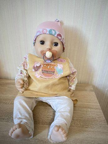 Пупс Baby Annabell zaph creation 11 версия
