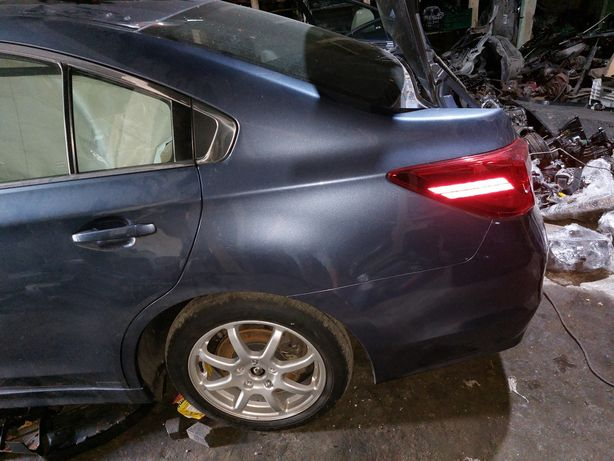 Четверть, частина кузова, Subaru Legacy b15, b14 b13, Subaru Outback
