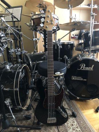 Jazz Bass Maruszczyk Elwood 5C Black
