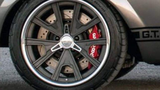 Dekielek śmigło clasic Ford Mustang