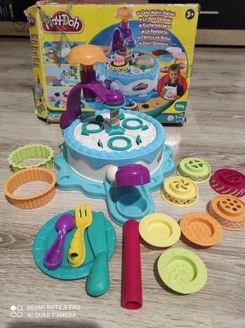 Play doh Cukiernia :)
