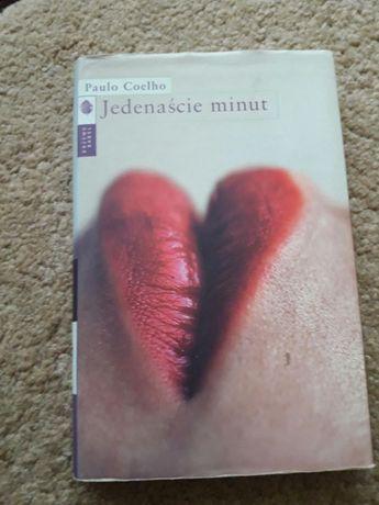 Książka Paulo Coelho - Jedenaście minut