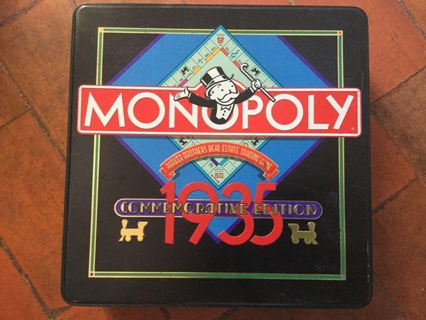 Monopoly 50 Commemorative Edition - Em Francês