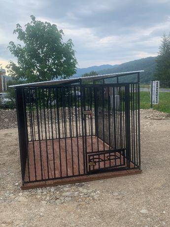 Kojec dla psa Boks Klatka buda 3x3 m