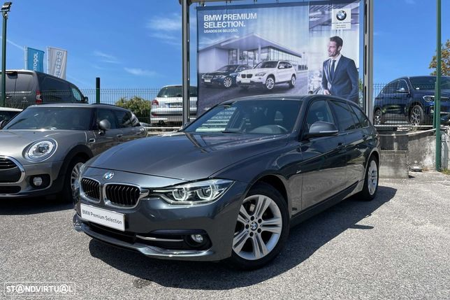 BMW 318 (318 d Touring Line Sport)
