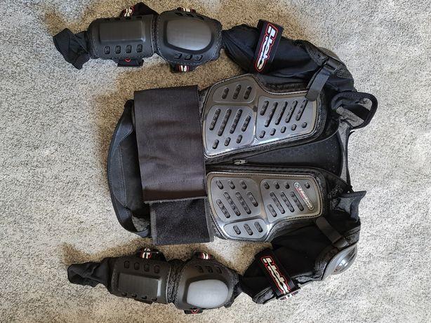 Casaco proteção motocross/enduro