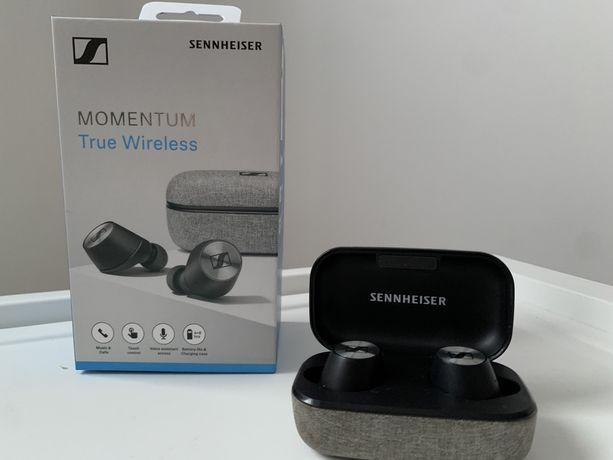 słuchawki Sennheiser MOMENTUM True Wireless