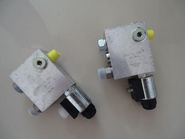 Blok,zawór, hydrauliczny ,rozdzielacz,cewka, 220v