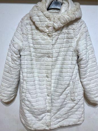 Куртка жіноча. Двостороння куртка- шуба