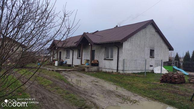 2 Domy o powierzchni Łącznej 153,90 m2(2 X 76,9)
