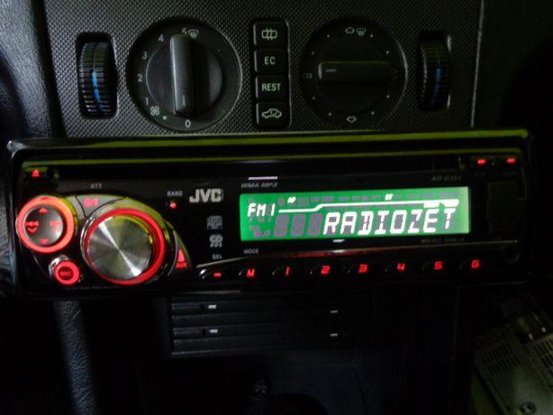 Автомагнитола JVC KD G351