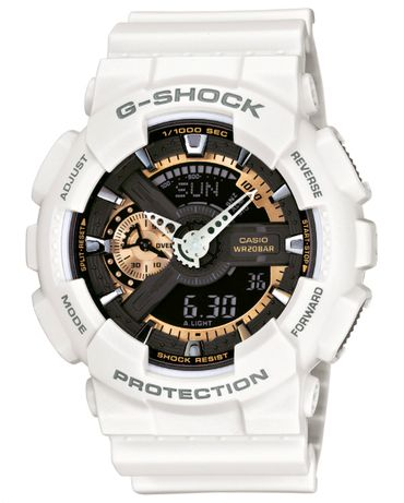 Zegarek Casio G-SHOCK GA-110RG-7AER + puszka CASIO