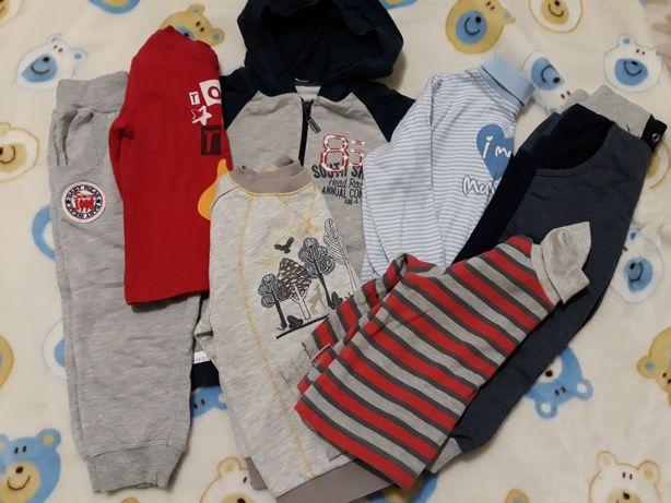 Комплект худи, джинсы, штаны, боди одежда для мальчика до 92р