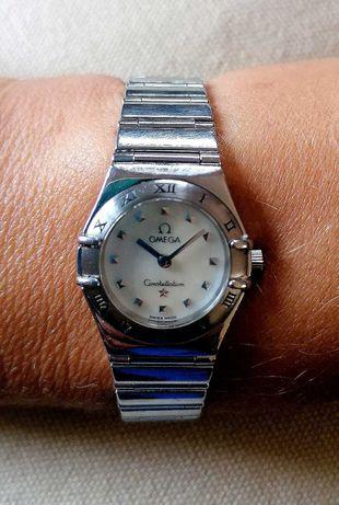 Relógio Omega Constellation My Choice senhora