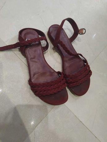 Sandały, sandałki damskie