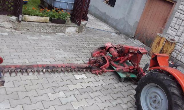 KOSIARKA oryginalna do TZ4K14 lub MT.8-132 AGROZET CZESKI traktorek