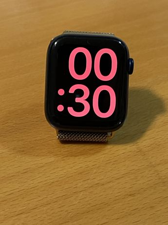 Apple Watch Series 6 44M Azul NÃO NECOGIÁVEL