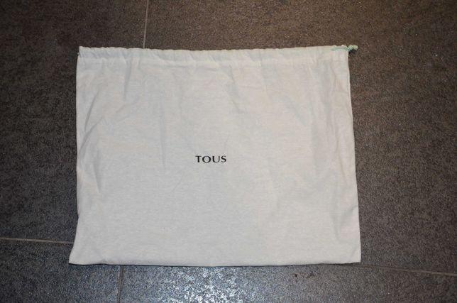 TOUS worek przeciwkurzowy 36 x 28 cm